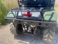 Extreme Metal Products, LLC - Honda Pioneer 500 Rear Bumper - Image 2