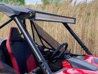 "Extreme Metal Products, LLC - Honda Talon 40"" Light Bar Bracket Set - Image 3"