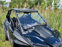 Extreme Metal Products, LLC - RZR PRO XP Windshield (Hard Coated Polycarbonate) - Image 1