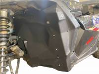 Extreme Metal Products, LLC - Can-Am Maverick X3 Firewall Liners - Image 5