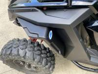 Polaris - RZR PRO XP - Extreme Metal Products, LLC - RZR PRO XP Fender Flare Set (front and rear)