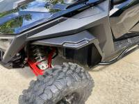 Extreme Metal Products, LLC - RZR PRO XP Fender Flare Set (front and rear) - Image 6