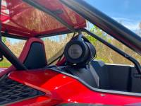 Extreme Metal Products, LLC - Honda Talon JBL Boom Box Mount