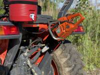 Extreme Metal Products, LLC - Tractor Chainsaw Rack for ROPS - Image 4