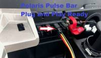 Extreme Metal Products, LLC - Universal LED Light Bar Wiring Harness (includes Polaris Pulse Bar Plug) - Image 3