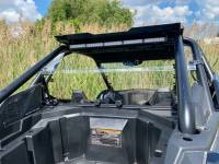 Extreme Metal Products, LLC - RZR PRO XP Cab Back/Dust Stopper (Hard Coated Polycarbonate) - Image 1