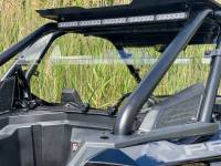 Extreme Metal Products, LLC - RZR PRO XP Cab Back/Dust Stopper (Hard Coated Polycarbonate) - Image 5