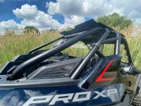 Extreme Metal Products, LLC - RZR PRO XP Cab Back/Dust Stopper (Hard Coated Polycarbonate) - Image 6