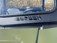 Extreme Metal Products, LLC - 2015-21 Mid-Size/2-Seat Polaris Ranger Laminated Glass Windshield - Image 5