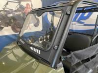 Extreme Metal Products, LLC - 2015-21 Mid-Size/2-Seat Polaris Ranger Laminated Glass Windshield - Image 2