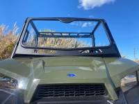 Extreme Metal Products, LLC - 2015-21 Mid-Size/2-Seat Polaris Ranger Laminated Glass Windshield - Image 7
