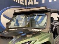 Extreme Metal Products, LLC - Wolverine RMAX 1000 and X2 R-Spec 850 Glass Windshield - Image 4