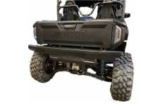 Extreme Metal Products, LLC - Yamamah Wolverine RMAX 1000 Rear Bumper - Image 2
