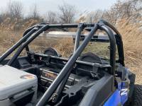 Extreme Metal Products, LLC - RZR Turbo S Hard Coated Cab Back/Rear Panel - Image 3