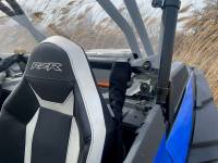Extreme Metal Products, LLC - RZR Turbo S Hard Coated Cab Back/Rear Panel - Image 6