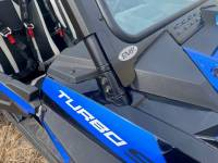 Extreme Metal Products, LLC - RZR Turbo S Laminated Glass Windshield with wiper - Image 6