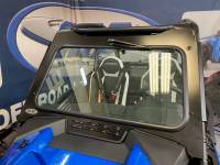 Extreme Metal Products, LLC - RZR Turbo S Laminated Glass Windshield with wiper - Image 8