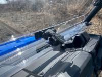 Extreme Metal Products, LLC - Turbo S Laminated Flip Up Windshield - Image 9