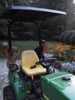 Extreme Metal Products, LLC - Tractor Sunshade - Image 2