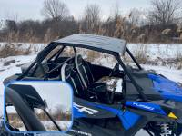 "Extreme Metal Products, LLC - RZR Turbo S/Velocity Aluminum ""Low Profile"" Top - Image 2"