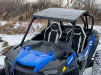 "Extreme Metal Products, LLC - RZR Turbo S/Velocity Aluminum ""Low Profile"" Top - Image 3"