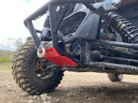 """Extreme Metal Products, LLC - Can-Am Maverick X3 """"BALLISTIC"""" Front Bumper with Winch Mount - Image 15"""