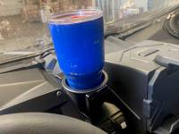"""Extreme Metal Products, LLC - Can-Am Maverick X3 """"Jumbo Cup"""" Holder - Image 5"""