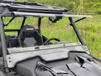RZR Turbo and XP1000 Flip UP Windshield NOTE: If you have a Turbo S see P/N: 14352