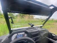 Extreme Metal Products, LLC - RZR Turbo and XP1000 Flip UP Windshield NOTE: If you have a Turbo S see P/N: 14352 - Image 5