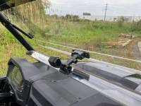 Extreme Metal Products, LLC - RZR Turbo and XP1000 Flip UP Windshield NOTE: If you have a Turbo S see P/N: 14352 - Image 8
