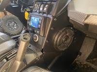 Can-Am X3 In-Dash Back Up Camera Monitor and Stereo Kit.