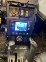 Extreme Metal Products, LLC - Can-Am X3 In-Dash Back Up Camera Monitor and Stereo Kit. - Image 5