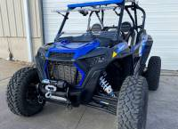 """Extreme Metal Products, LLC - Polaris RZR """"Stubby"""" Front Winch Bumper - Image 7"""