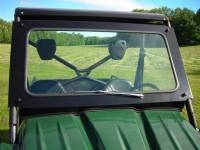 Kawasaki - Teryx® - Extreme Metal Products, LLC - Teryx Laminated Safety Glass Windshield with Wiper