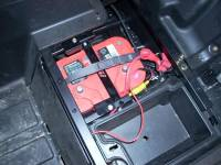 Extreme Metal Products, LLC - RZR Battery Tray