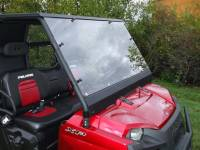 Polaris - RANGER®  - Full Size - Extreme Metal Products, LLC - Ranger Full Windshield