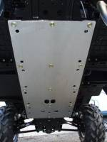 Polaris - RANGER®  - Full Size - Extreme Metal Products, LLC - Ranger Belly Skid Plate