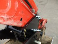 Backhoe Thumb for Kubota KX41-3V Compact Excavator - Bolt-On
