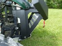 Extreme Metal Products, LLC - Teryx HD Front Bumper / Brush Guard with Winch Mount - Image 4