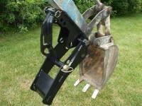 Extreme Metal Products, LLC - Backhoe Thumb - Weld-On