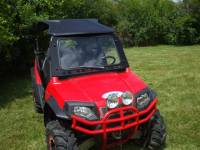 Extreme Metal Products, LLC - RZR Laminated Safety Glass Windshield with Wiper - Image 5