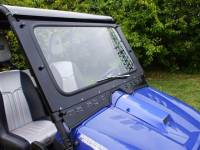 Extreme Metal Products, LLC - Rhino Laminated Safety Glass Windshield with Wiper - Image 2