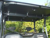 Extreme Metal Products, LLC - Ranger Crew Hardtop with LED Dome Lights - Image 4