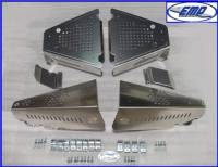 Extreme Metal Products, LLC - Ranger Aluminum CV Boot / A-Arm Guards