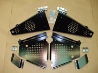 Extreme Metal Products, LLC - Ranger Steel CV Boot / A-Arm Guards