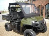 Polaris - RANGER®  - Full Size - Extreme Metal Products, LLC - Ranger  Laminated Safety Glass Windshield