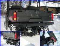 Extreme Metal Products, LLC - Mid-Size Ranger Extreme Rear Bumper - Image 2
