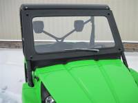 Extreme Metal Products, LLC - Teryx Laminated DOT Safety Glass Windshield KIT with Wiper - Image 2