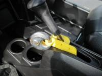 Extreme Metal Products, LLC - RZR Anti-Theft Shift Lock - Image 1