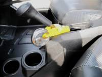 Extreme Metal Products, LLC - RZR Anti-Theft Shift Lock - Image 2